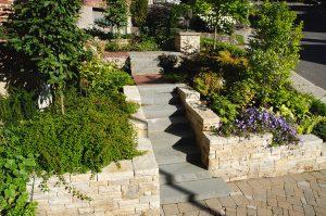 2015-APPQ Competition-1st Prize-Le filigree-Espace restreint pour grand jardin