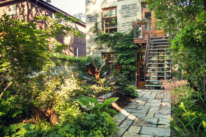 Outremont - Un petit luxe - Hodgins and Associates - Landscape ...