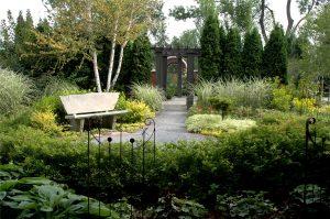 2002 - Montreal Botanical Garden: City Garden Section